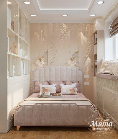 Дизайн интерьера однокомнатной квартиры ЖК Рощинский img1376107637