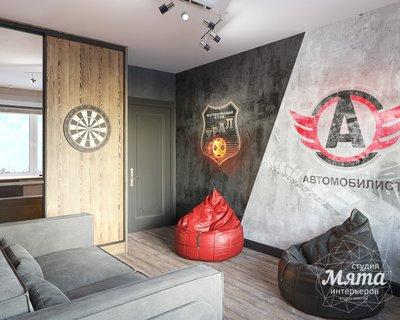 Дизайн интерьера детской комнаты ЖК Ольховский парк img619835770