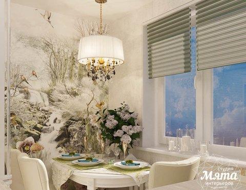 Дизайн интерьера двухкомнатной квартиры по ул. Шаумяна 109