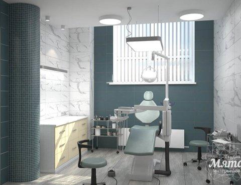 Дизайн интерьера стоматологии по ул. Шаумяна 87