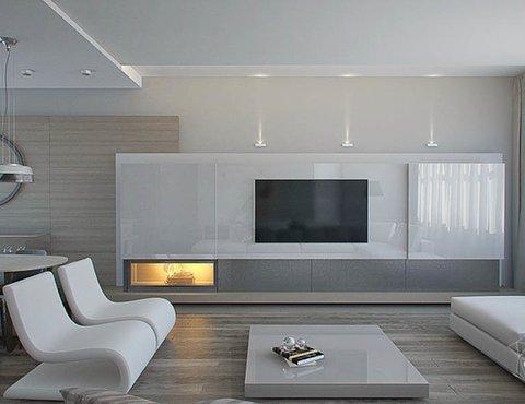 Дизайн интерьера двухкомнатной квартиры по ул. Жукова 14