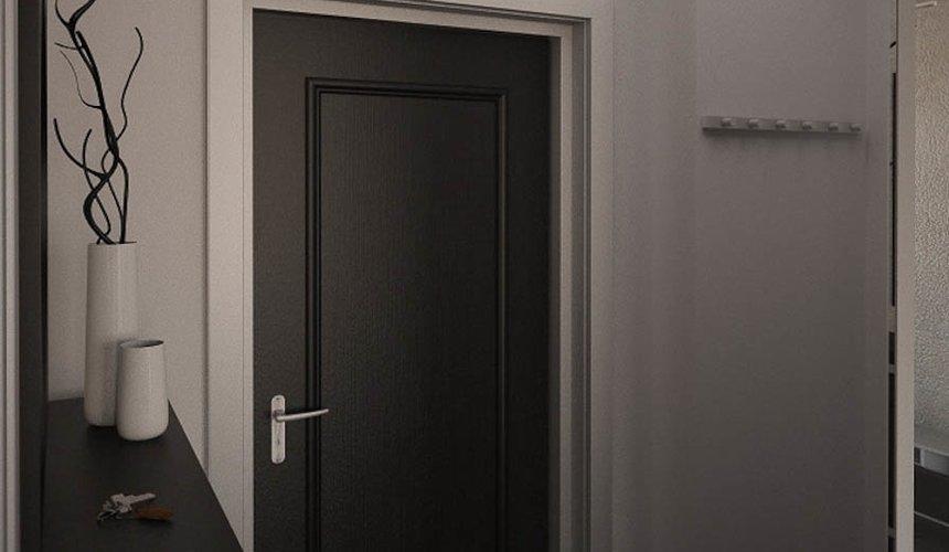 Дизайн интерьера однокомнатной квартиры по ул. Крауля 56 9