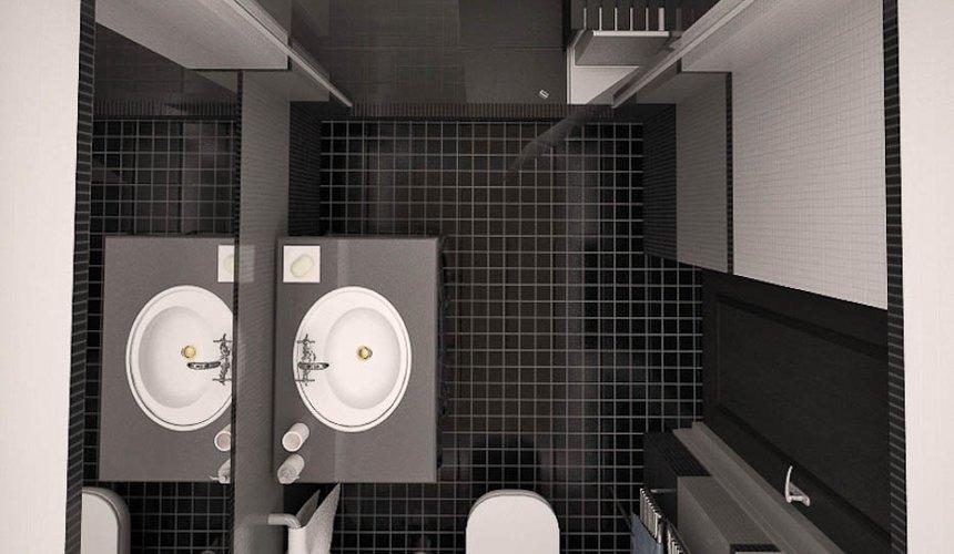 Дизайн интерьера однокомнатной квартиры по ул. Крауля 56 10
