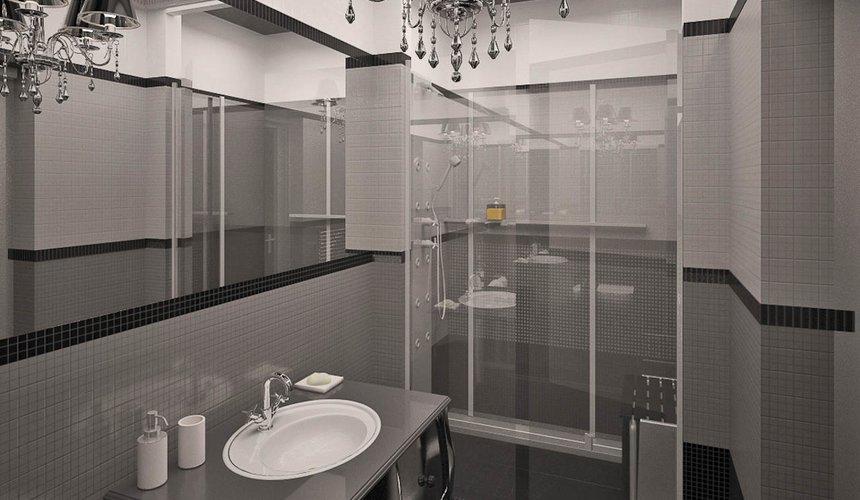 Дизайн интерьера однокомнатной квартиры по ул. Крауля 56 11
