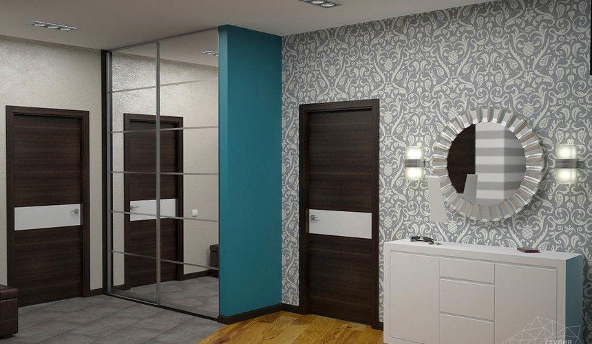 Дизайн проект интерьера коттеджа  в стиле минимализм по ул. Барвинка 15 42