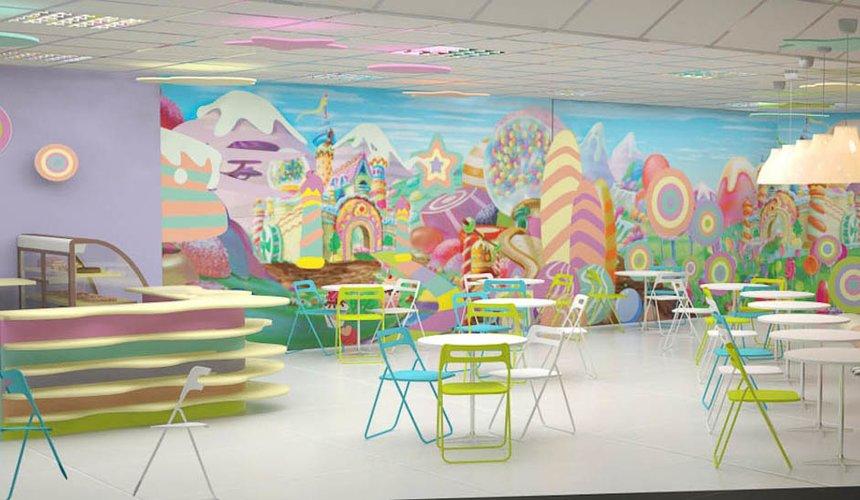Дизайн интерьера и ремонт детского гипермаркета по ул. Щербакова 4 43