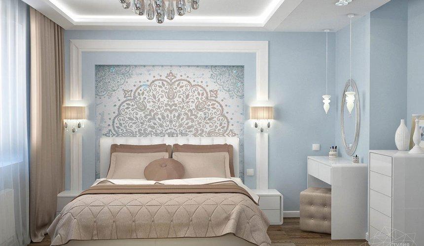 Дизайн интерьера и ремонт трехкомнатной квартиры по ул. Фучика 9 86