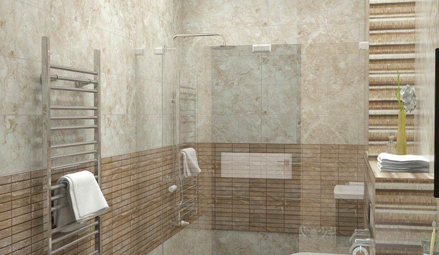 Дизайн проект интерьера коттеджа  в стиле минимализм по ул. Барвинка 15 57
