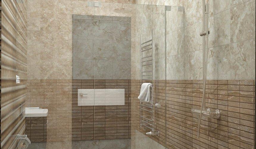 Дизайн проект интерьера коттеджа  в стиле минимализм по ул. Барвинка 15 59