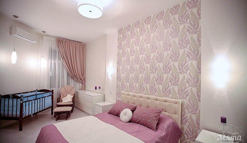 Дизайн интерьера и ремонт трехкомнатной квартиры по ул. Чкалова 124 20