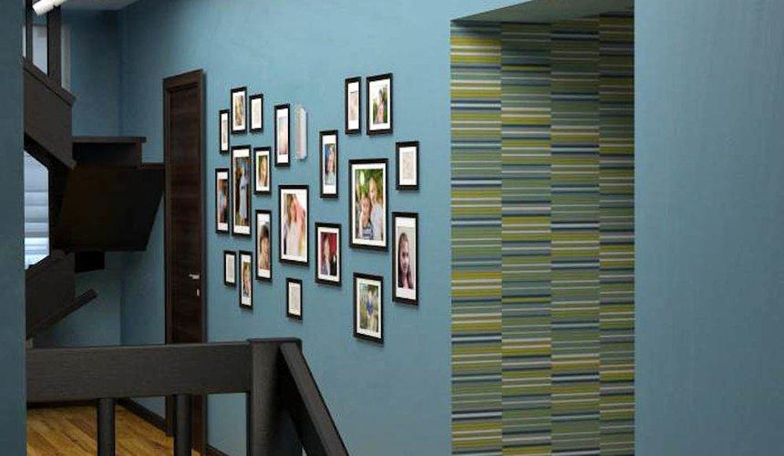 Дизайн проект интерьера коттеджа  в стиле минимализм по ул. Барвинка 15 64