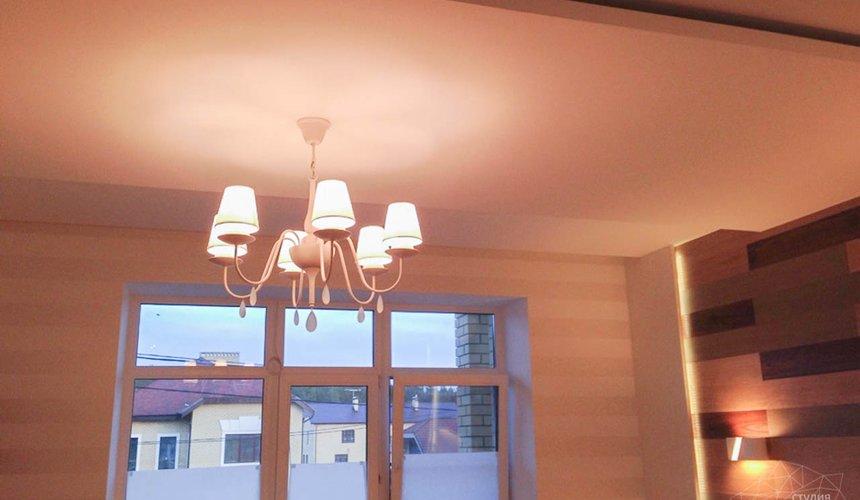Дизайн проект интерьера коттеджа  в стиле минимализм по ул. Барвинка 15 23