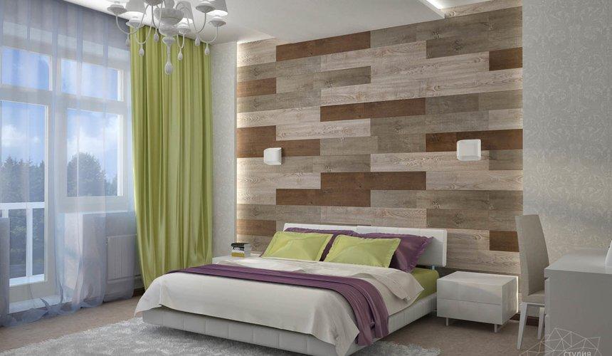 Дизайн проект интерьера коттеджа  в стиле минимализм по ул. Барвинка 15 67