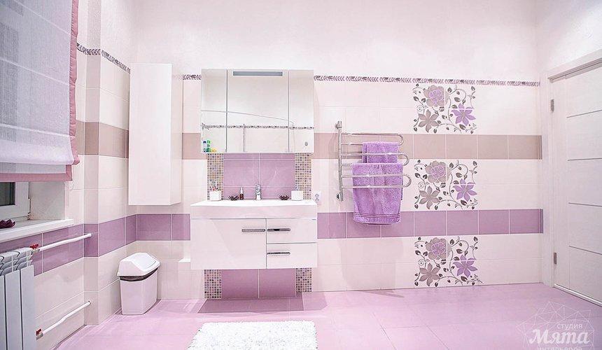Дизайн интерьера и ремонт трехкомнатной квартиры по ул. Чкалова 124 27