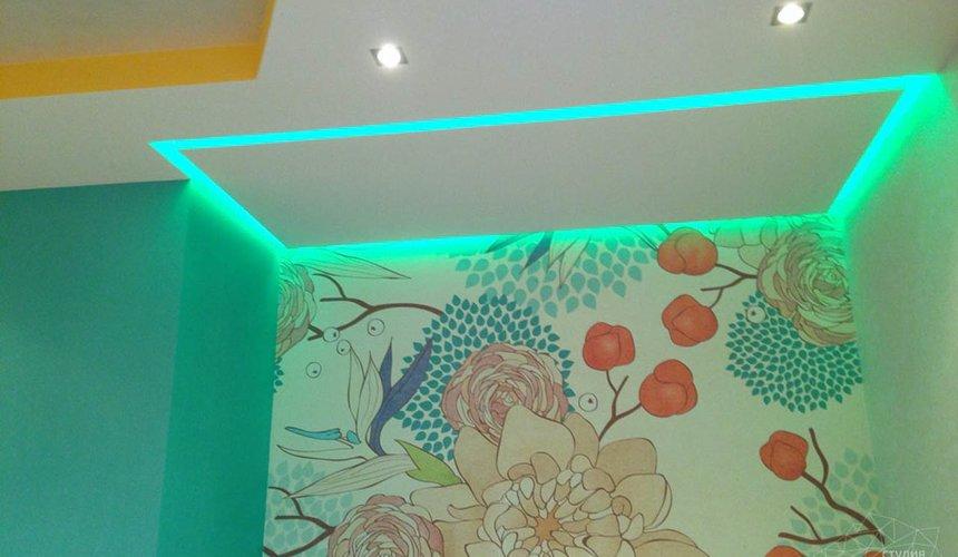 Дизайн проект интерьера коттеджа  в стиле минимализм по ул. Барвинка 15 28