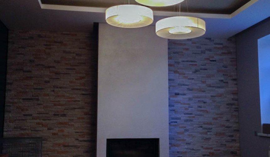 Дизайн проект интерьера коттеджа  в стиле минимализм по ул. Барвинка 15 3