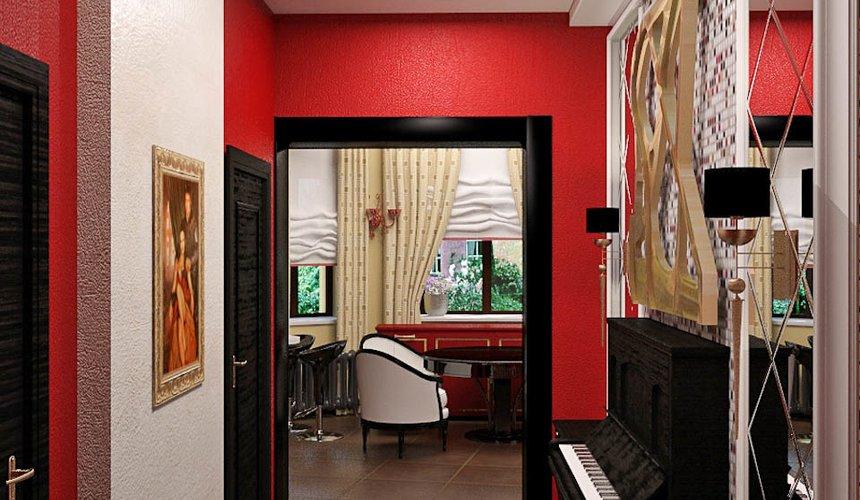 Дизайн интерьера коттеджа первого этажа по ул. Урожайная 17 4