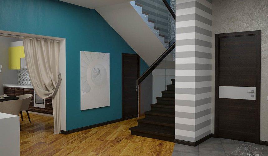 Дизайн проект интерьера коттеджа  в стиле минимализм по ул. Барвинка 15 46