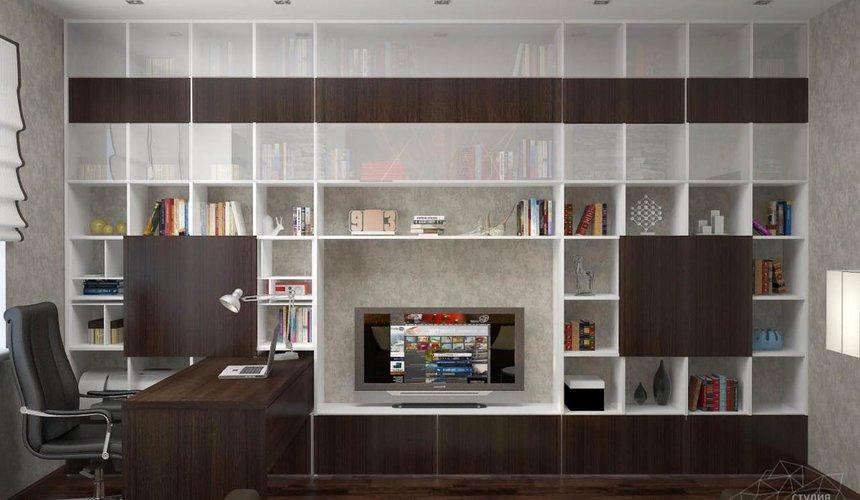 Дизайн проект интерьера коттеджа  в стиле минимализм по ул. Барвинка 15 91
