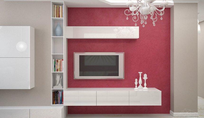 Дизайн интерьера и ремонт трехкомнатной квартиры по ул. Фучика 9 77