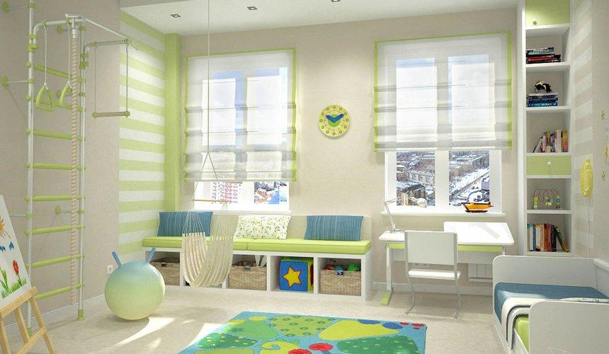 Дизайн интерьера и ремонт трехкомнатной квартиры по ул. Чкалова 124 49