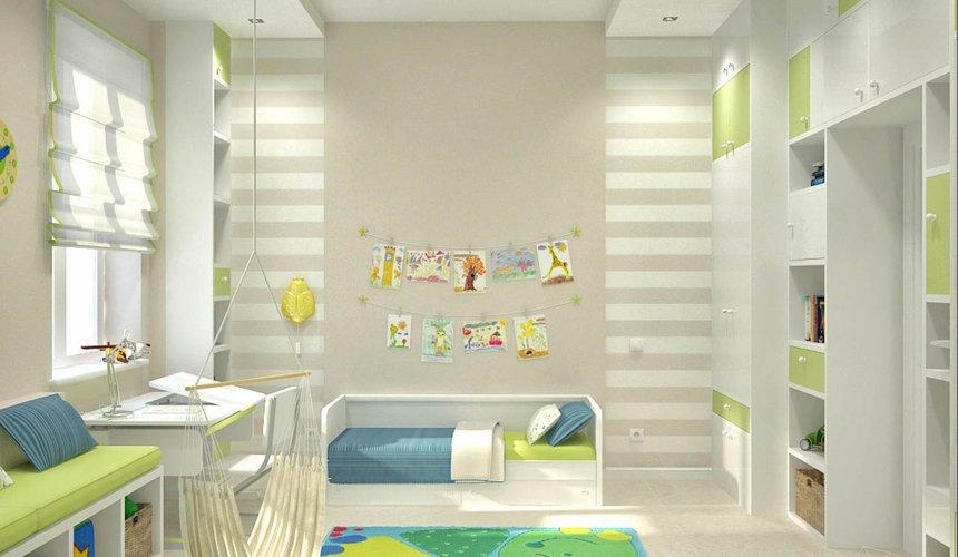 Дизайн интерьера и ремонт трехкомнатной квартиры по ул. Чкалова 124 51