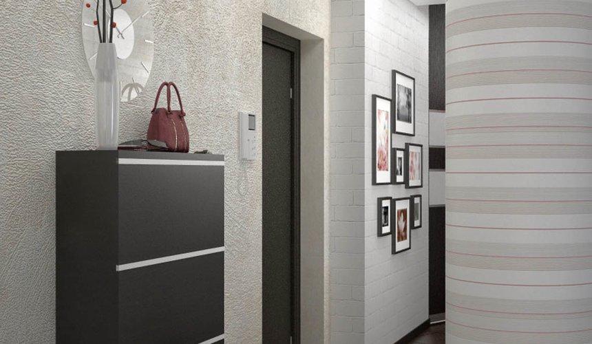 Дизайн интерьера и ремонт трехкомнатной квартиры по ул. Попова 33а 56