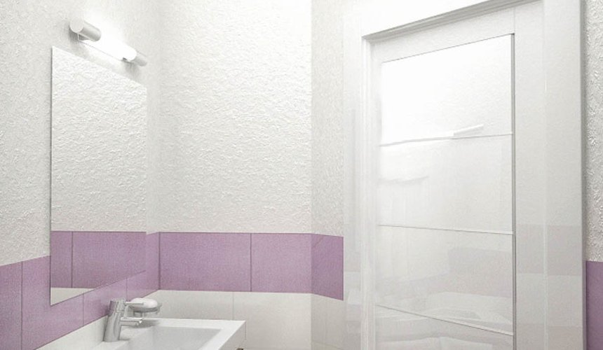 Дизайн интерьера и ремонт трехкомнатной квартиры по ул. Чкалова 124 36