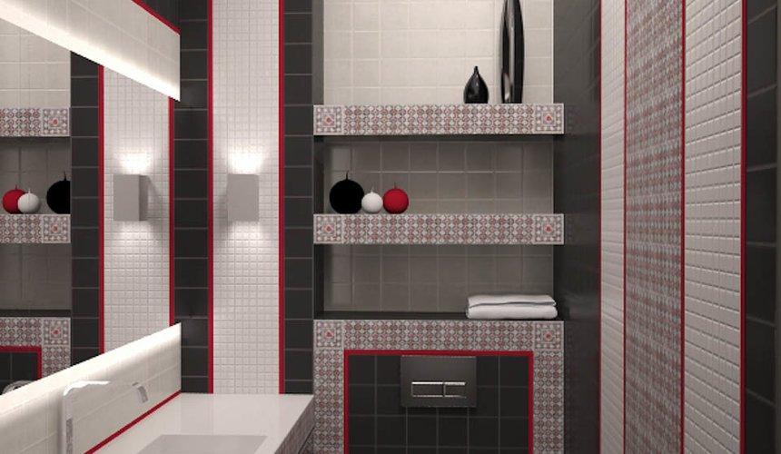 Дизайн интерьера трехкомнатной квартиры по ул. Папанина 18 23