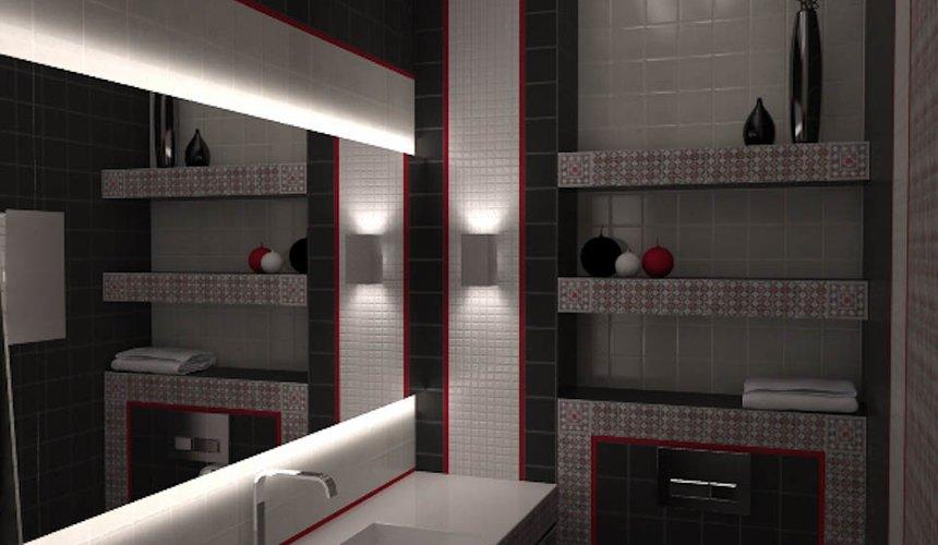 Дизайн интерьера трехкомнатной квартиры по ул. Папанина 18 24