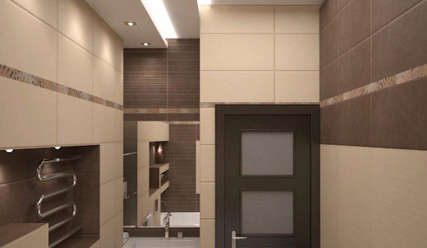 Дизайн интерьера трехкомнатной квартиры по ул. Папанина 18 19