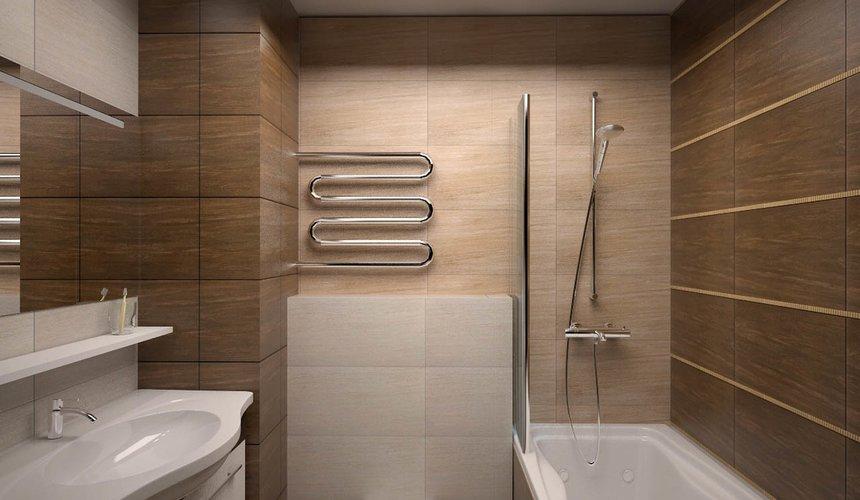 Дизайн интерьера двухкомнатной квартиры по ул. Комсомольская 14 19
