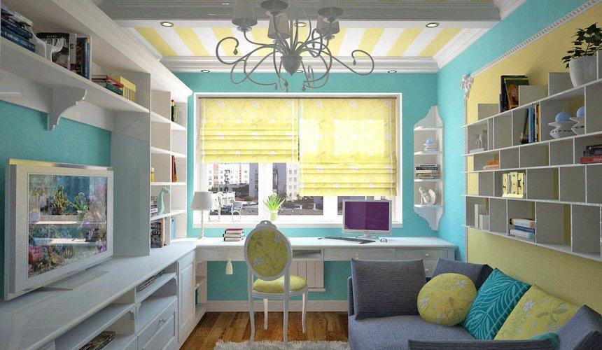 Дизайн интерьера двухкомнатной квартиры по ул. Комсомольская 14 17