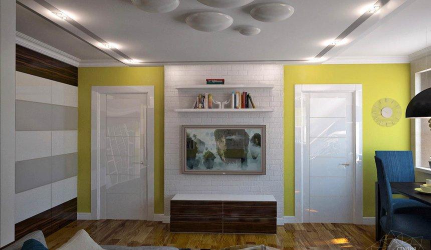 Дизайн интерьера двухкомнатной квартиры по ул. Комсомольская 14 4