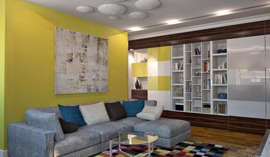 Дизайн интерьера двухкомнатной квартиры по ул. Комсомольская 14 6