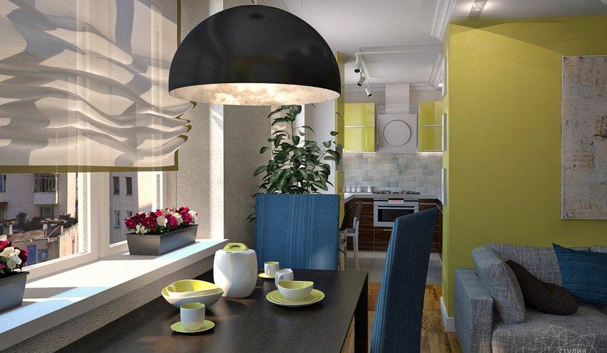 Дизайн интерьера двухкомнатной квартиры по ул. Комсомольская 14 7