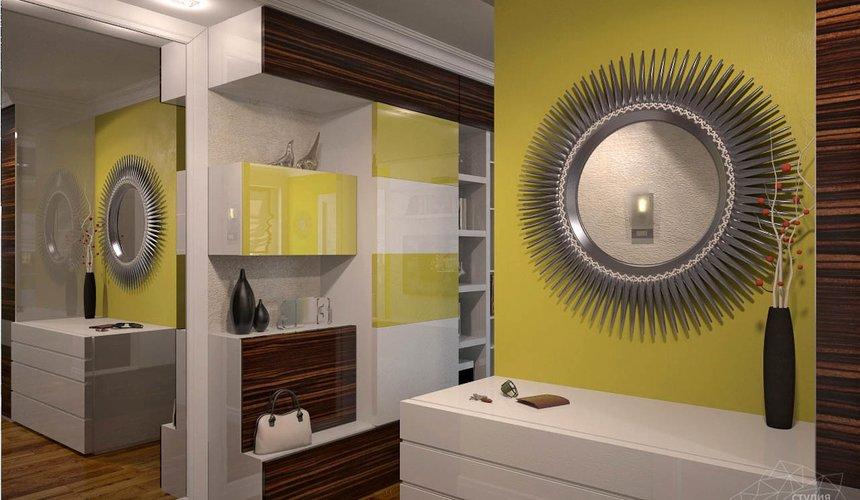 Дизайн интерьера двухкомнатной квартиры по ул. Комсомольская 14 12