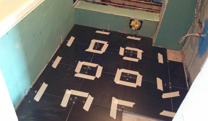 Дизайн интерьера и ремонт однокомнатной квартиры по ул. Сурикова 53а 10