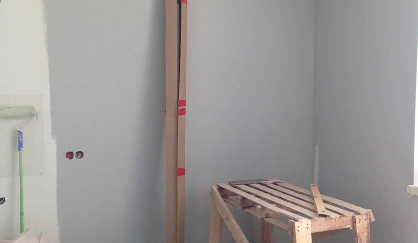 Дизайн интерьера и ремонт однокомнатной квартиры по ул. Сурикова 53а 18