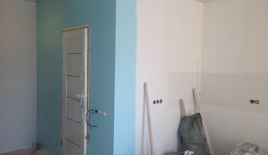 Дизайн интерьера и ремонт однокомнатной квартиры по ул. Сурикова 53а 19