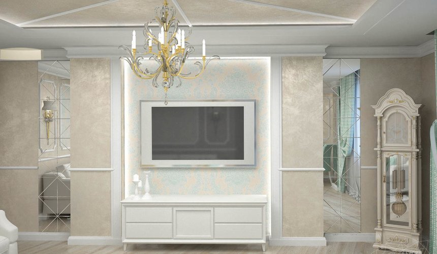 Дизайн интерьера и ремонт трехкомнатной квартиры по ул. 8 Марта 190 13