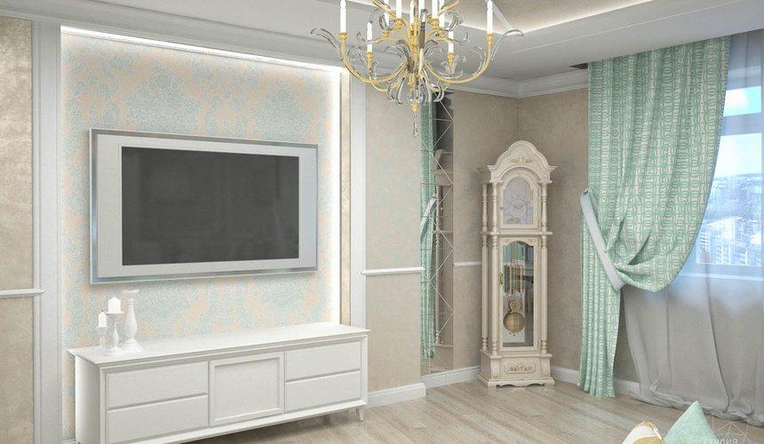 Дизайн интерьера и ремонт трехкомнатной квартиры по ул. 8 Марта 190 15