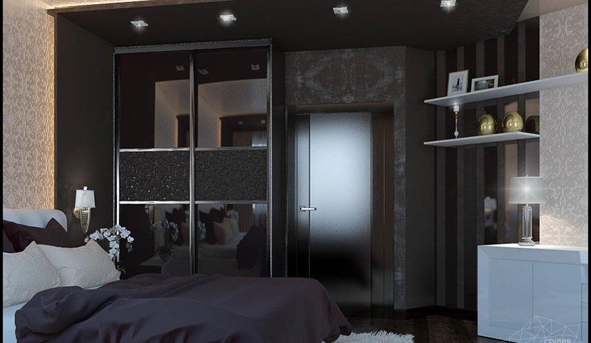 Дизайн интерьера и ремонт трехкомнатной квартиры по ул. 8 Марта 190 23