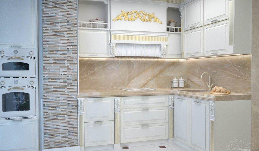 Дизайн интерьера и ремонт трехкомнатной квартиры по ул. 8 Марта 190 16