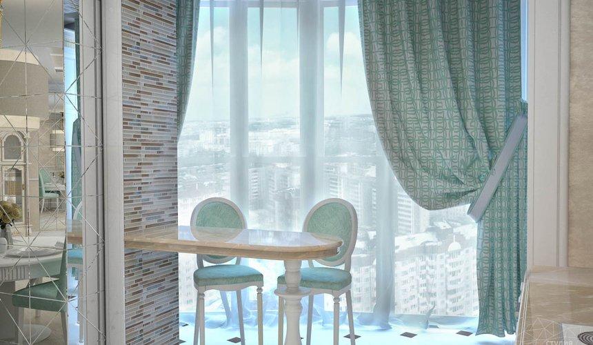 Дизайн интерьера и ремонт трехкомнатной квартиры по ул. 8 Марта 190 18