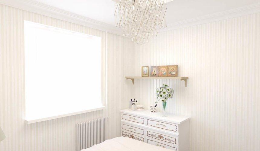 Дизайн интерьера и ремонт однокомнатной квартиры по ул. Бажова 134 20