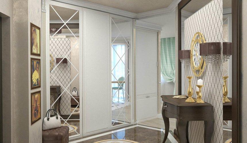 Дизайн интерьера и ремонт трехкомнатной квартиры по ул. 8 Марта 190 22
