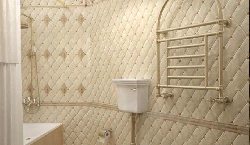 Дизайн интерьера и ремонт трехкомнатной квартиры по ул. 8 Марта 190 30