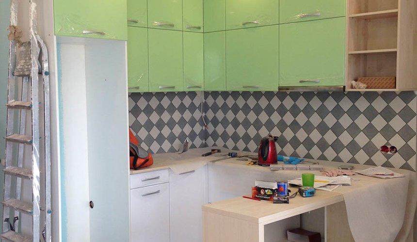 Дизайн интерьера и ремонт однокомнатной квартиры по ул. Сурикова 53а 38