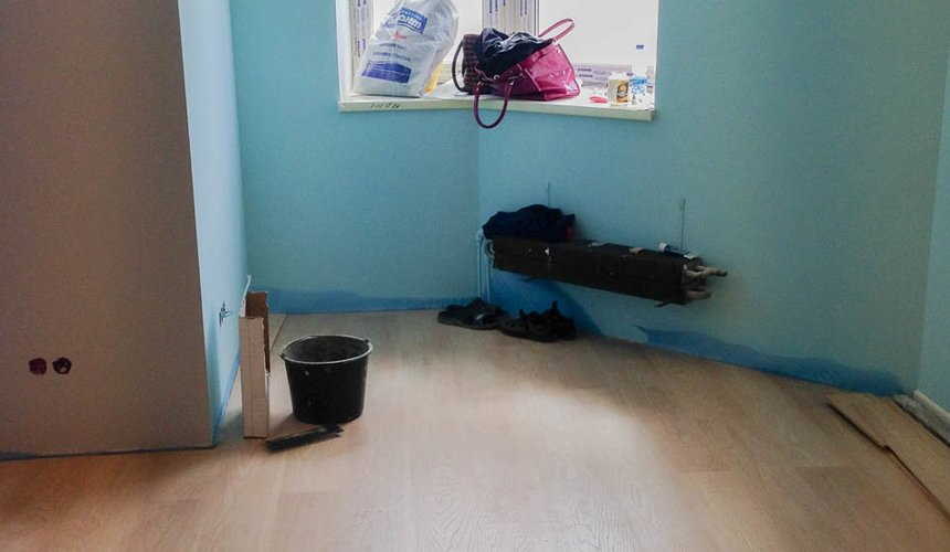 Дизайн интерьера и ремонт однокомнатной квартиры по ул. Сурикова 53а 42